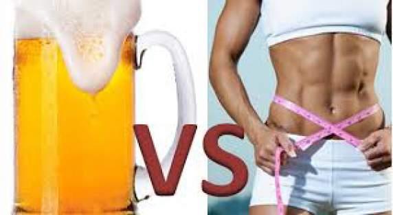 Pare de beber cerveja para queimar gordura abdominal e secar barriga