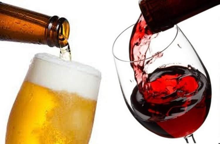 Pare de ingerir bebida alcoólica e veja sua barriga secar rapidinho
