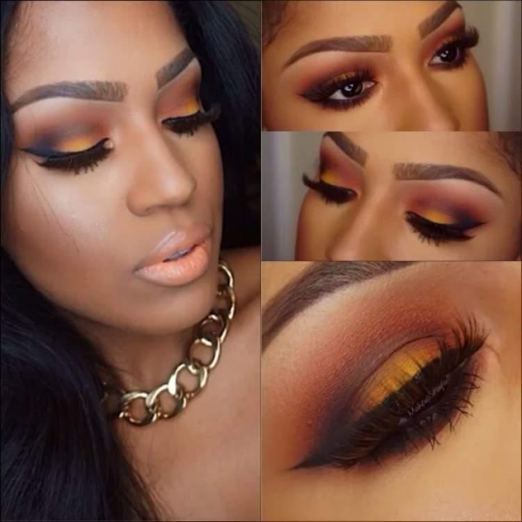 8 Conselhos De Maquiagem Para Quem Tem A Pele Negra Site