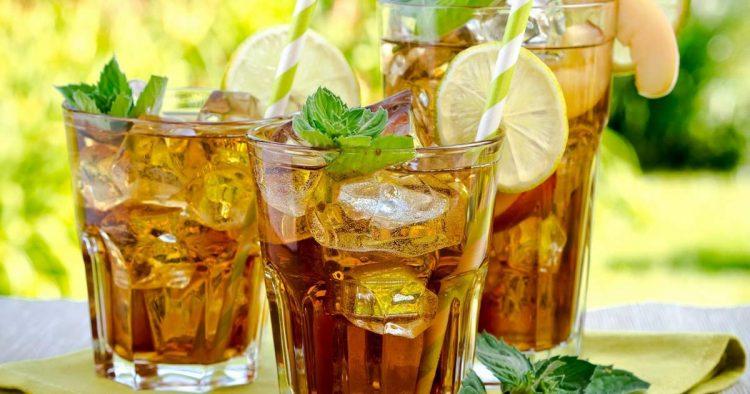 Suco de erva-mate para perder peso