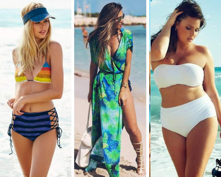 ba012c521 Top 10 tendências da moda praia verão 2018 - Site de Beleza e Moda