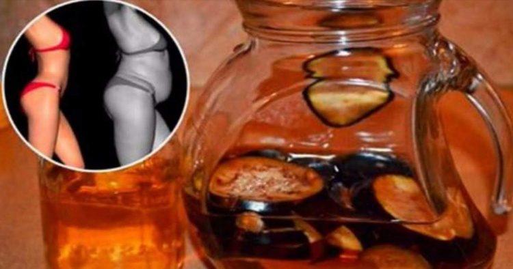 Beba meio litro disto durante 14 dias para eliminar a barriga de pochete