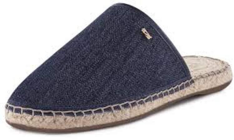 Calçados de jeans é uma aposta para 2018