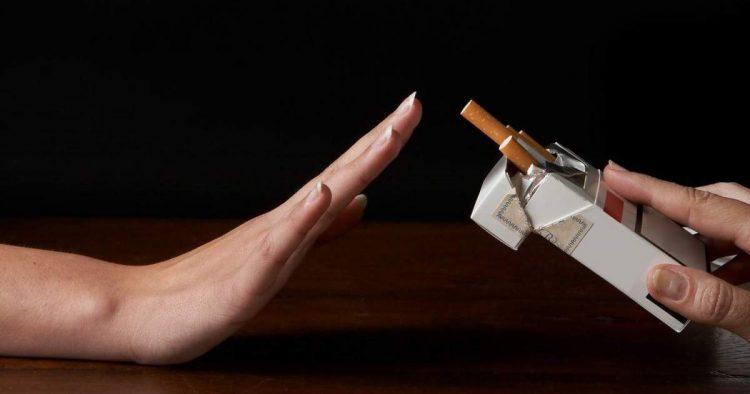 Como diminuir a vontade de fumar