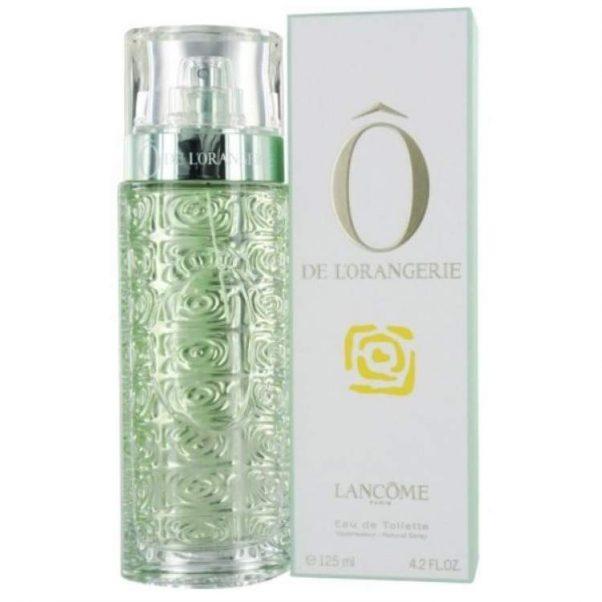 Dica de perfume: Ô De L'Orangerie (Lancôme)