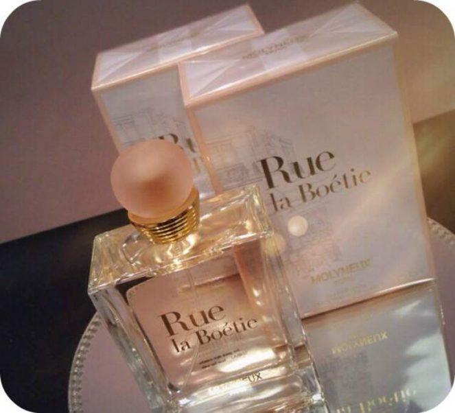 Dica de perfume: Rue la Boétie Molyneux (Molyneux Paris)