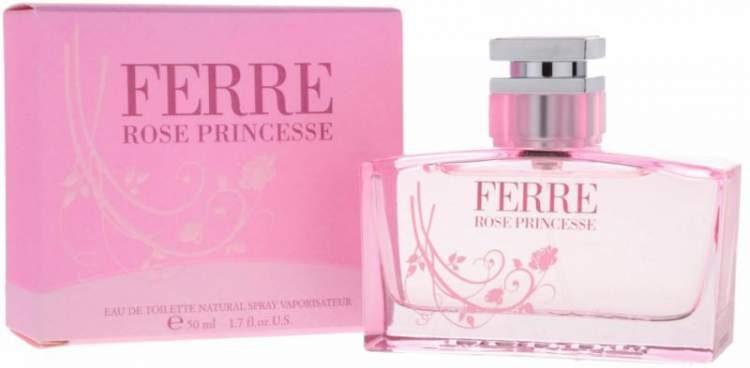 Ferre Rose Princesse é um dos melhores perfumes para o verão