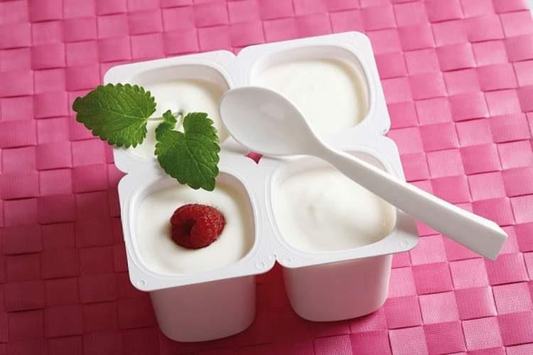 Iogurte é um dos alimentos que contém muito açúcar
