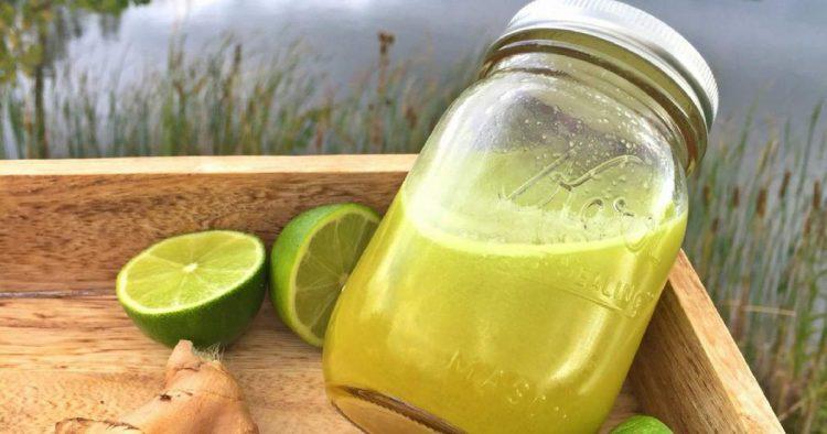 Tome um copo disto antes de dormir para enxugar a gordura abdominal