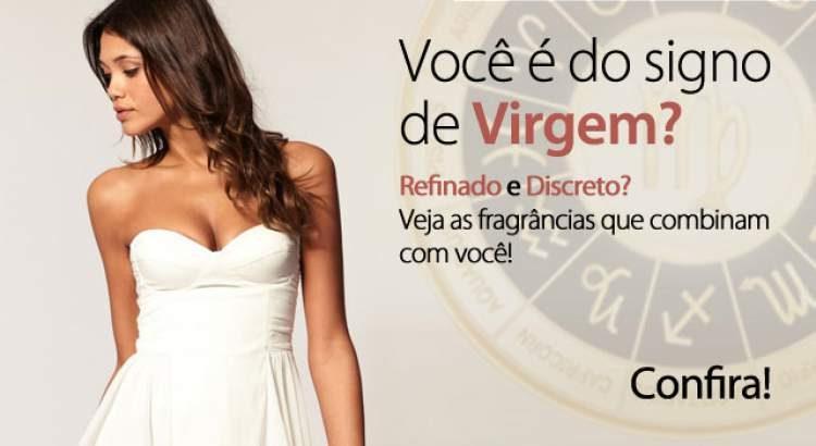 A fragrância ideal para o signo de virgem