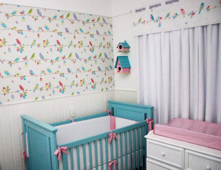 Aprenda decorar o quarto do bebê