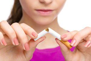 Dicas caseiras para diminuir a vontade de fumar