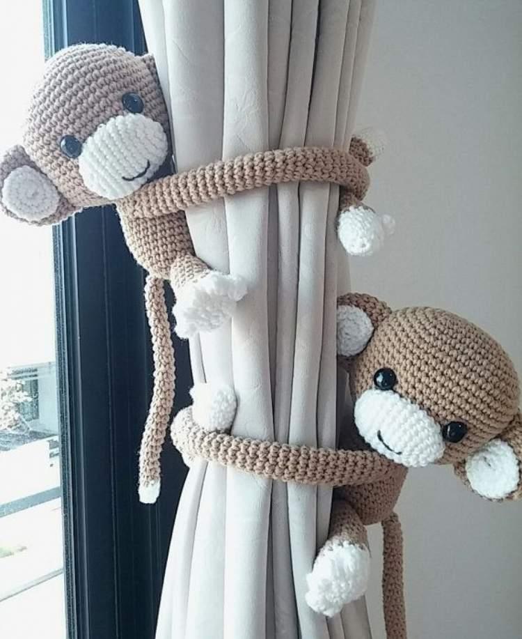Itens decorativos para o quarto do bebê