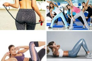 Os 10 melhores exercícios para acabar com os pneuzinhos 1