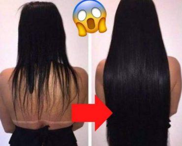 O que faz os cabelos crescerem fortes