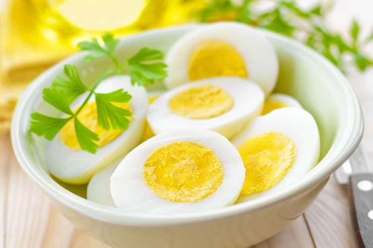 O ovo é um dos alimentos que ajudam o corpo a queimar gordura