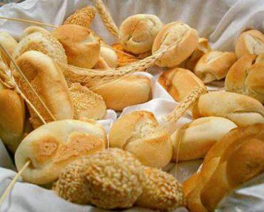 Pães e massas são alimentos que contém muito açúcar
