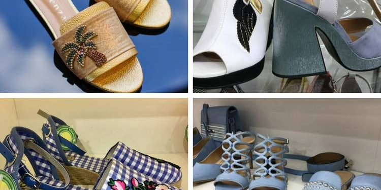10 tendências em calçados para o verão 2018