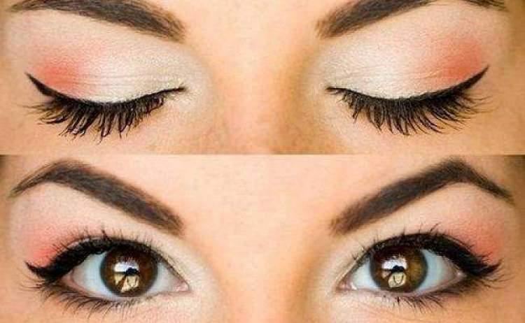Truques de make para quem tem olhos pequenos
