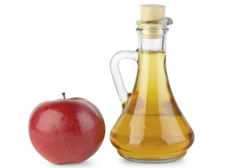 Vinagre de maça é um dos alimentos que ajudam o corpo a queimar gordura