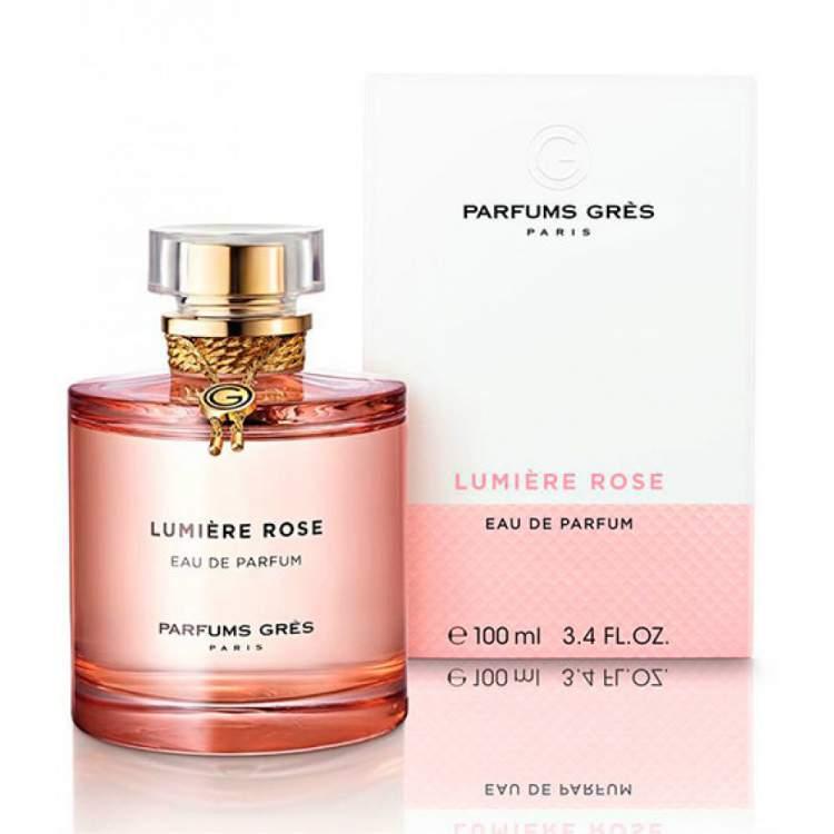 Lumière Rose Gres é um ótimo perfume de verão