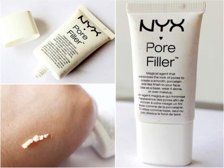 Primer Pore Filler, NYX para salvar a pele oleosa no verão