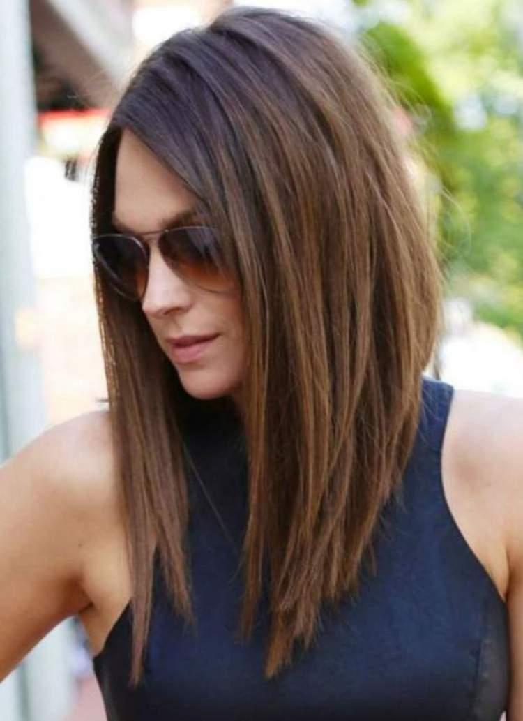 Corte de cabelo assimétrico é uma das principais tendências do verão 2018