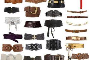 5 dicas para você escolher o cinto perfeito para seu look