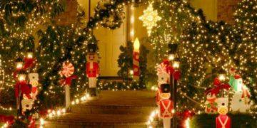 Faça uma linda decoração de Natal