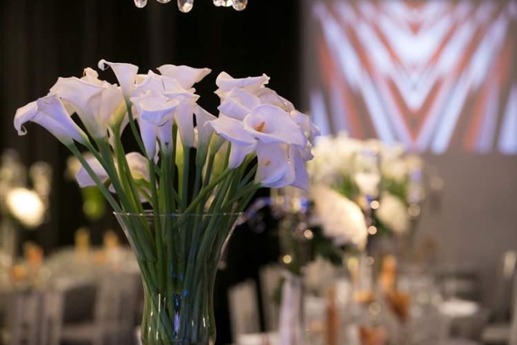 Flores para decorar um casamento no inverno