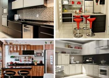 Fotos de cozinhas pequenas