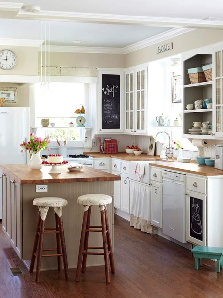 Ideia para balcão de cozinha