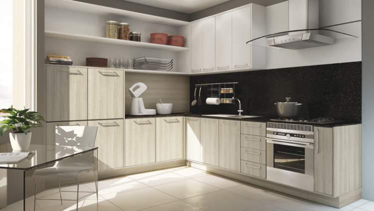 Ideia para decoração de cozinhas pequenas