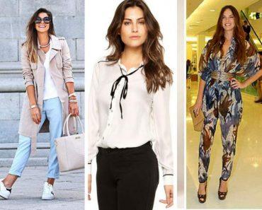 Melhores dicas de moda para mulheres altas e magras
