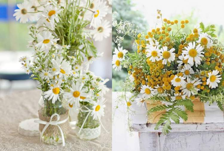 Melhores flores para decorar um casamento na primavera
