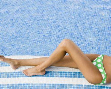 Tratamento caseiro para eliminar manchas nas pernas