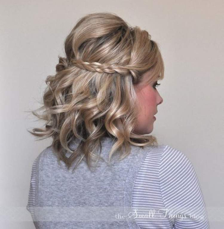 Dicas de penteados de casamento para cabelos curtos