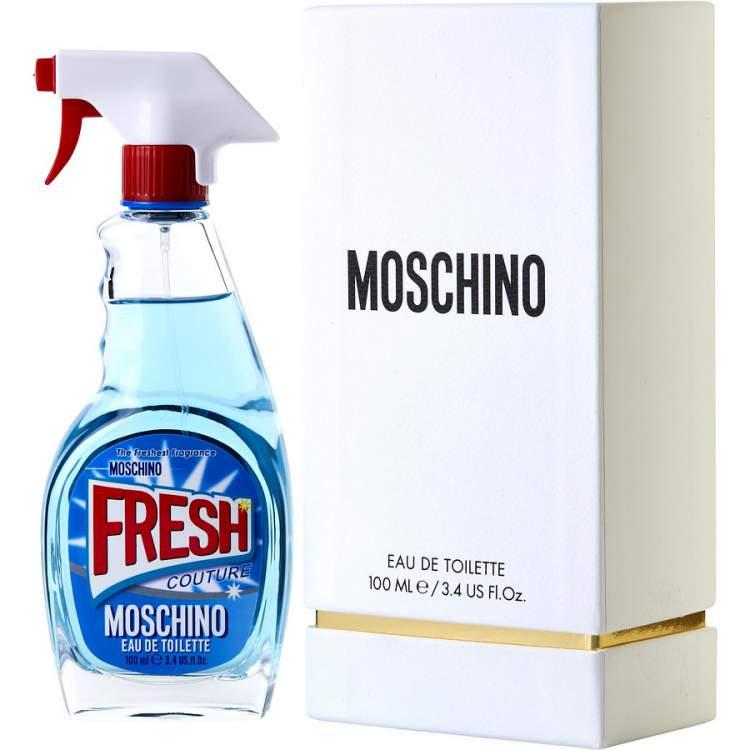 Fresh Couture de Moschino é um dos melhores perfumes femininos importados