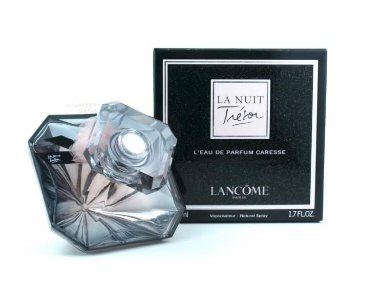 La Nuit Trésor Caresse – Lancôme é uma das melhores fragrâncias femininas