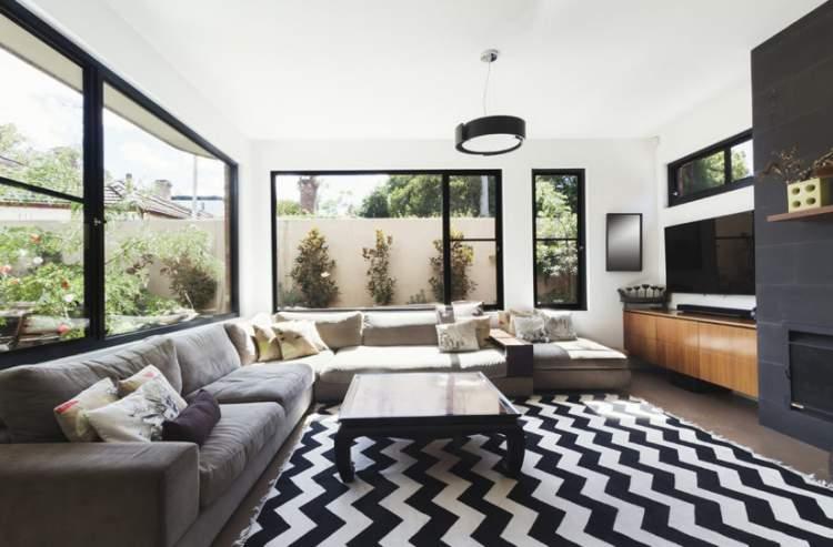 Como melhorar a casa com tapetes