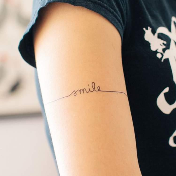 100 Ideias De Tatuagens Delicadas Site De Beleza E Moda