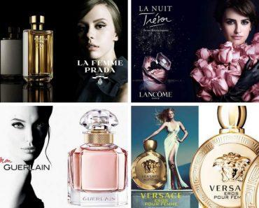 Melhores perfumes estrangeiros