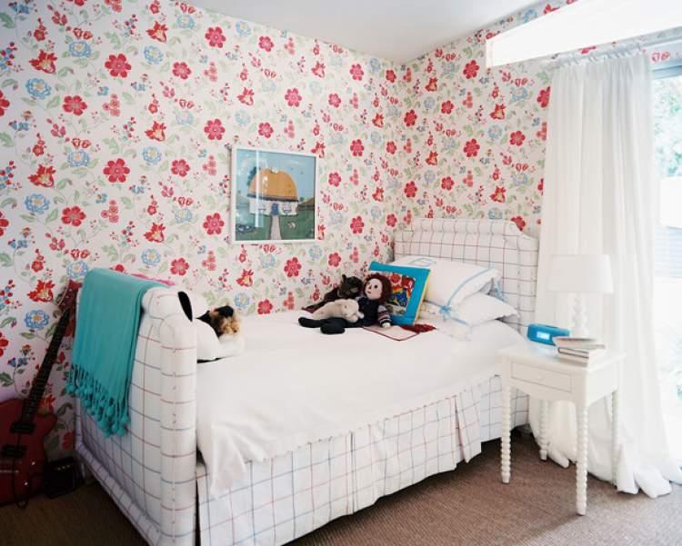 Papel de parede deixa a decoração mais barata