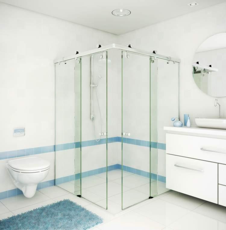 Truque para melhorar a iluminação do banheiro
