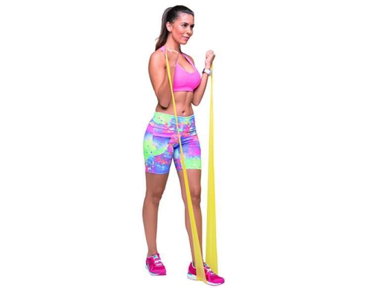 ExercIcio-com-elastico