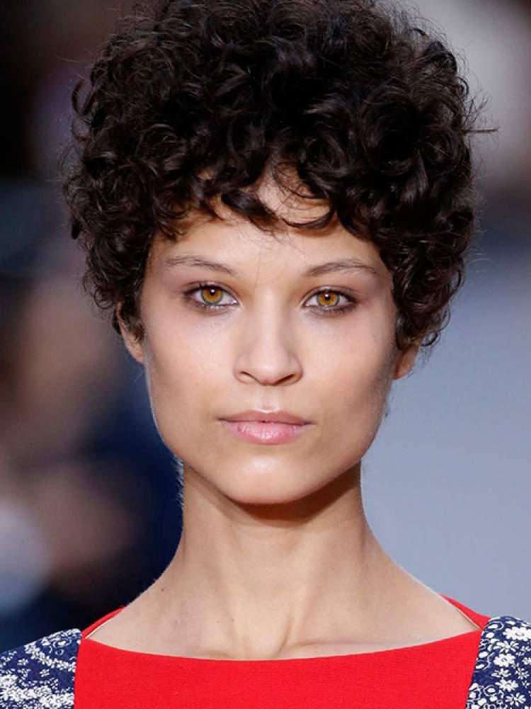 Repicado é uma das ideias de cortes de cabelo curto
