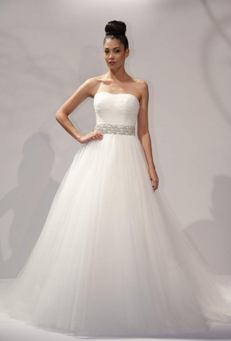 Vestido de Noiva Tomara-que-caia