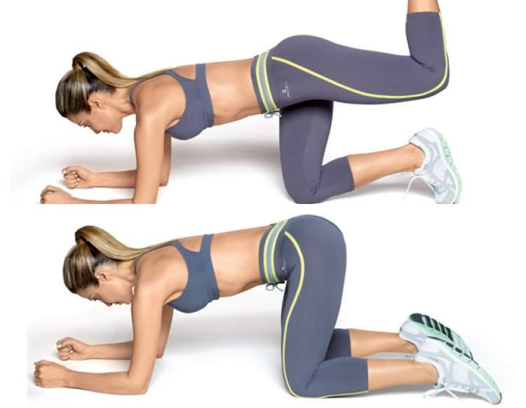 Exercício para malhar as pernas