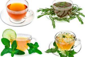 Conheçam 4 Chás que São Bons Para os Ossos