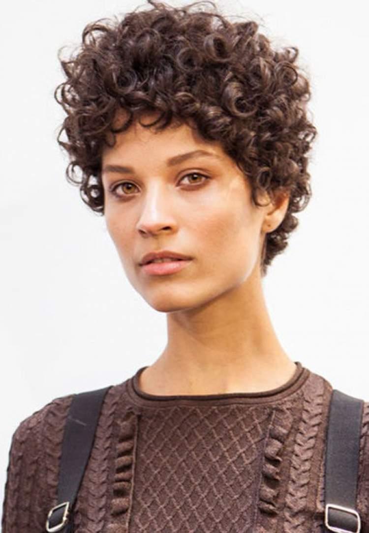 Corte de cabelo no inverno 2018 - Novo Pixie